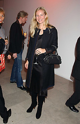 ALANNAH WESTON at a cocktail party hosted by MAC cosmetics to kick off London Fashion Week at The Hospital, 22 Endell Street London on 18th September 2005.At the event, top model Linda Evangelista presented Ken Livingston the Lord Mayor of London with a cheque for £100,000 in aid of the Loomba Trust that aims to privide education to orphaned children through a natural disaster or through HIV/AIDS.<br /><br />NON EXCLUSIVE - WORLD RIGHTS