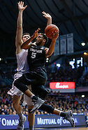NCAA Basketball - Butler Bulldogs vs Xavier Musketeers - Indianapolis, IN