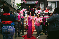 Rites of Passage define our lives. They signify the progress of time as well as our citizenship in a tribe, in a culture &mdash; in life itself. ||| Joyce Jones toasts her 17-year-old daughter Brasha Ford and her date Jacques Williams during their prom send off, a community event celebrating the couple outside of Williams's home. These annual springtime gatherings mark a Rite of Passage and coming out for many African American youth in Chicago. |||| Chicago commemorates these rites in ways that reflect its diversity, but through difference, we find commonality. We are all connected through these formal and informal ceremonies that remind us how much family, love and time shape us. At a historic hotel in the Loop, 17 young women debut in the 56th Links Debutante Cotillion, an annual ball that celebrates the futures of African American women. Off stage, Junior Debutantes imagine the day they, too, will accept scholarships and waltz with young men for all the world to see. In the suburbs, a Muslim woman is married in her childhood home. Ten miles north, a Hindu man tearfully gives his daughter away to her new husband. For her quincea&ntilde;era, a young woman and her date practice their dance in an Elks Lodge locker room. On her 50th birthday, a life-long Chicagoan sings and dances along with drag queens. A man born in China rings in the Lunar New Year in Chinatown. Family and friends toast a young woman and her prom date. Best friends dance with abandon at the Gay Straight Alliance prom. A young man graduates from one of the best high schools in town; another graduates from one of the worst. <br />