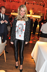 DENISE VAN OUTEN at One Night Changes Everything - a fundraising evening for the 2013 Comic Relief Campaign held at The Royal Opera House, London on 28th February 2013.