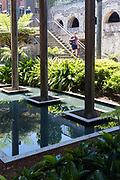 An amazing urban park called Paddington Reservoir Gardens, Paddington, Sydney.