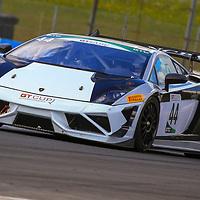 #44, Lamborghini Gallardo Super Trofeo, Top Cats Racing, Driven by, Neil Huggins, GT Cup, 22/04/2017,