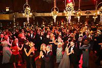 Mannheim. 13.01.18 |<br /> Rosengarten. Wei&szlig;er Ball des Feuerio. Feierliche Inthronisation des Stadtprinzen Marcus I.<br /> <br /> Bild-ID 084 | Markus Pro&szlig;witz 13JAN18 / masterpress