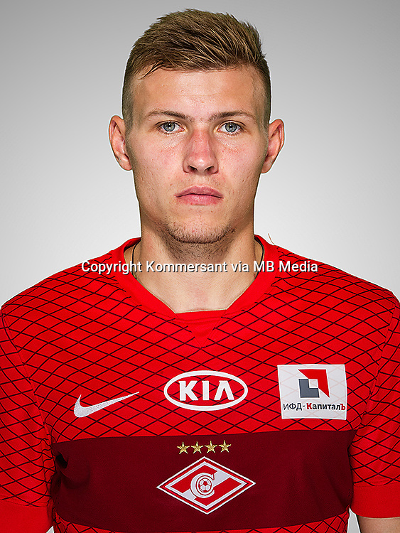 Russian Premier League Spartak Moscow