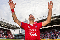 20170816 NED: Europa League FC Utrecht - Zenit St. Petersburg, Utrecht