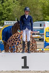 Frederick Charlotte, BEL<br /> Belgisch Kampioenschap - Azelhof 2019<br /> © Hippo Foto - Dirk Caremans