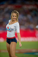 LOFTUS VERSVELD , SOUTH AFRICA - February 14: Bulls babe during the Vodacom Super Rugby match between the Bulls and the Stormers played at Loftus Versveld, Pretoria, South Africa. (Photo by Anton Geyser/ Rugby 15)