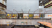 corner stone bar and food at carriage works.  eveleigh, sydney's inner west