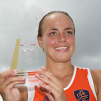 Player off the year women 2011