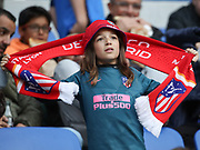 Atletico Madrid fans during the Europa League Final match between Olympique de Marseille and Atletico Madrid at Orange Velodrome, Marseille, France on 16 May 2018. Picture by Ahmad Morra.