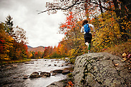 Trail Running - Osprey Adirondacks