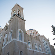 Dedicated in May 1862, the Metropolitan Cathedral of Athens (also known as Metropolitan Cathedral of the Annunciation) is the cathedral church of the Archbishopric of Athens and all Greece. It sits on a square not far from Monastiraki and the Ancient Agora.