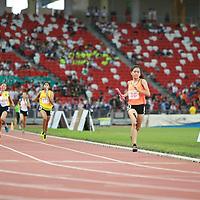 B Div Girls 4x400m