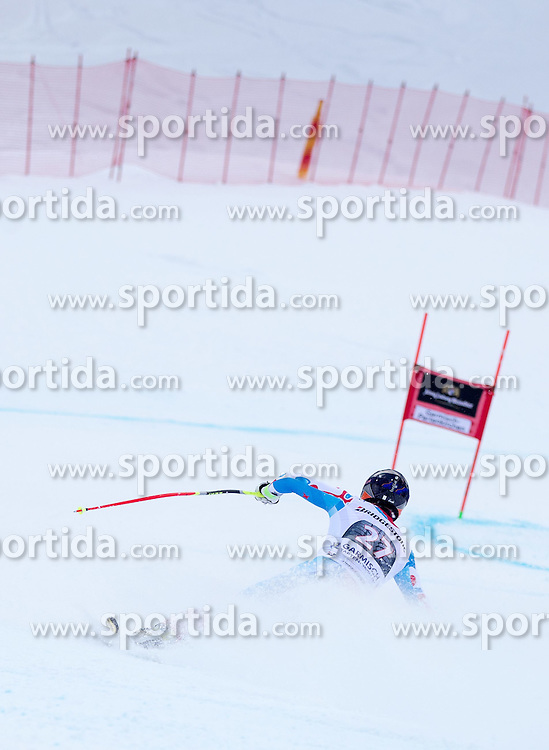 28.02.2015, Kandahar, Garmisch Partenkirchen, GER, FIS Weltcup Ski Alpin, Abfahrt, Herren, im Bild David Poisson (FRA) // David Poisson of France in action during the men's Downhill of the FIS Ski Alpine World Cup at the Kandahar course, Garmisch Partenkirchen, Germany on 2015/02/28. EXPA Pictures © 2015, PhotoCredit: EXPA/ Johann Groder