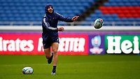 Rugby Union - 2019 Rugby World Cup - South Africa Training Captain's Run pre-Semi-Final <br /> <br /> Willie Le Roux of South Africa at International Stadium Yokohama, Kanagawa Prefecture, Yokohama City.<br /> <br /> COLORSPORT/LYNNE CAMERON