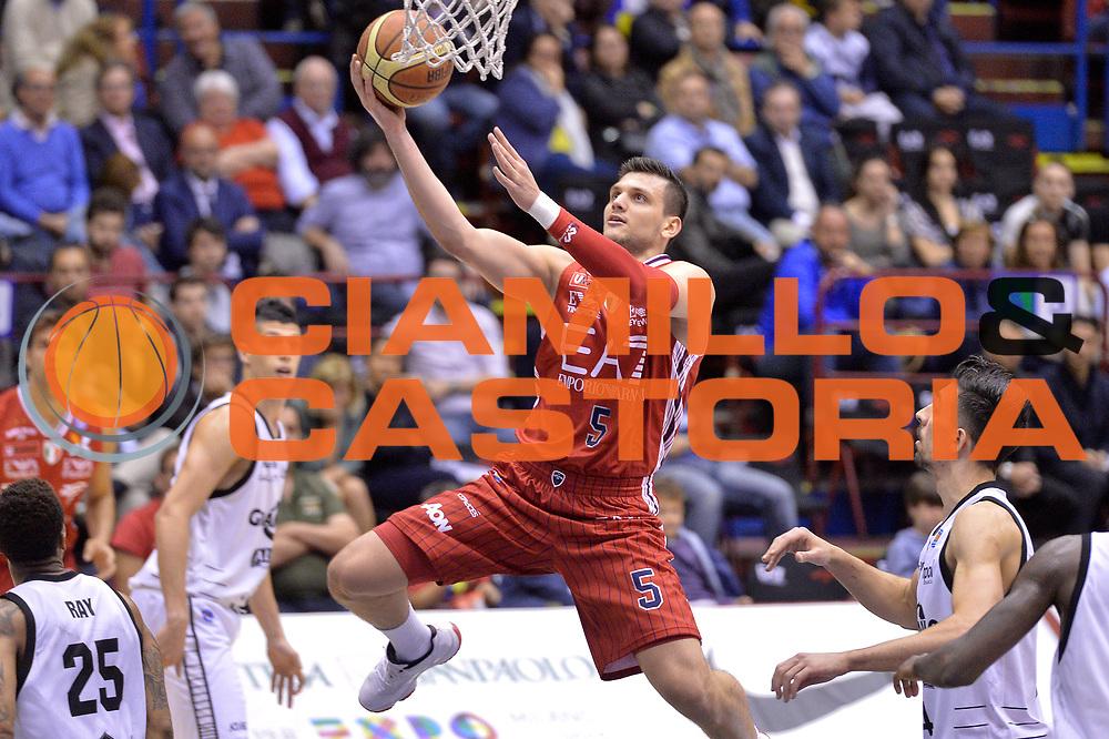 DESCRIZIONE : Milano Lega A 2014-15 EA7 Emporio Armani Milano vs Granarolo Bologna playoff Quarti di Finale gara 2 <br /> GIOCATORE : Alessandro Gentile<br /> CATEGORIA : Tiro sequenza<br /> SQUADRA : EA7 Emporio Armani Milano<br /> EVENTO : PlayOff Quarti di finale gara 2<br /> GARA : EA7 Emporio Armani Milano vs Granarolo Bologna PlayOff Quarti di finale Gara 2<br /> DATA : 20/05/2015 <br /> SPORT : Pallacanestro <br /> AUTORE : Agenzia Ciamillo-Castoria/Mancini Ivan<br /> Galleria : Lega Basket A 2014-2015 Fotonotizia : Milano Lega A 2014-15 EA7 Emporio Armani Milano vs Granarolo Bologna  playoff quarti di finale  gara 2 Predefinita :