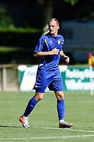 FOOTBALL - FRIENDLY GAMES 2010/2011 - ARLES AVIGNON v OLYMPIQUE LYONNAIS B - 18/07/2010 - PHOTO GUY JEFFROY / DPPI - ROMAIN ELIE (ARL)