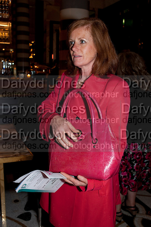DR. JANE WOYKA, Massimo's restaurant at the Corinthia Hotel, Whitehall  host the after party  for 'Claire Rayner's benefit show' 5 June 2011. <br /> <br />  , -DO NOT ARCHIVE-© Copyright Photograph by Dafydd Jones. 248 Clapham Rd. London SW9 0PZ. Tel 0207 820 0771. www.dafjones.com.