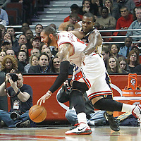 10 March 2012:  during the Chicago Bulls 111-97 victory over the Utah Jazz at the United Center, Chicago, Illinois, USA.