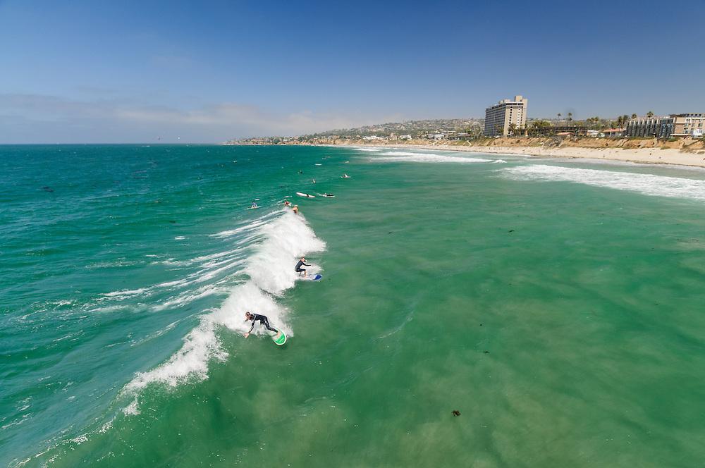 Crystal Pier Hotel<br /> 4500 Ocean Boulevard, San Diego, California