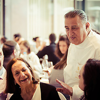 22.02.2015 © BLAKE EZRA PHOTOGRAPHY LTD<br /> Images from Culinary Tasting at JW3 <br /> Not for forwarding of third party commercial use.
