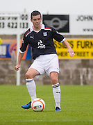 Stephen O'Donnell - Dundee v Southend United - East Fife Tournament at New Bayview<br /> <br /> &copy; David Young<br /> <br /> <br /> http://www.davidyoungphoto.co.uk