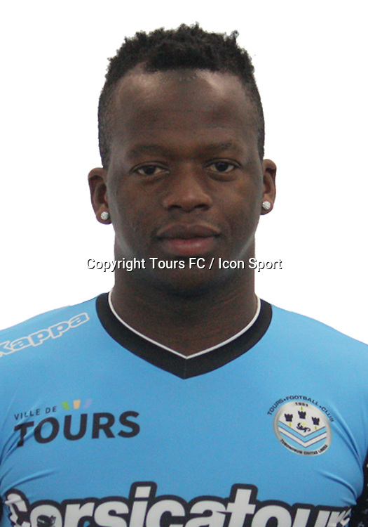 Fantamady Diarra during the during photoshooting of Tours FC for new season 2017/2018 on October 5, 2017 in Tours, France<br /> Photo : Tours FC / Icon Sport