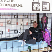 NLD/Blaricum/20190513 -  Lock Me Up - Free a Girl actie benefietfeest, Thomas Berge