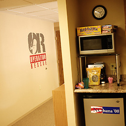 "Troy Newman's pro-life organization ""Operation Rescue"" in Wichita, KS. 2009, June 19th. Photo: Antoine Doyen"