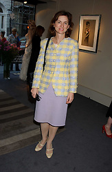 VISCOUNTESS MACKINTOSH OF HALIFAX at a private view of fashion designer Lindka Cierach's Couture Dresses drawn by Trudy Good held at the Belgravia Gallery, 45 Albemarle Street, London on 21st September 2005.<br /><br />NON EXCLUSIVE - WORLD RIGHTS