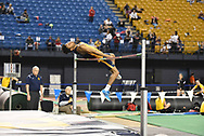 January 13, 2018 - Johnson City, Tennessee - MSHA Mini-Dome: Jordan Scott<br /> <br /> Image Credit: Ron Campbell/ETSU