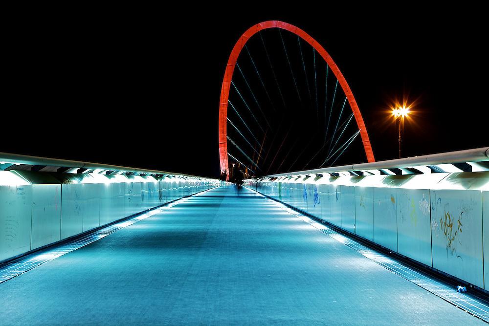 Olympic arch i nTurin, Italy