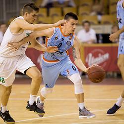 20180425: SLO, Basketball - Liga Nova KBM 2017/18, KK Ilirija vs KK Sixt Primorska