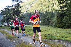 23.07.2016, Kals, AUT, Grossglockner Ultra Trail 2016, im Bild Geor Kunzer (Kals) // during the 2016 Grossglockner Ultra Trail. Kals, Austria on 2016/07/23. EXPA Pictures © 2015, PhotoCredit: EXPA/ Johann Groder