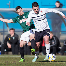 Raith Rovers v Hibs | Scottish Championship | 28 March 2015