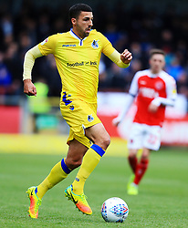 Liam Sercombe of Bristol Rovers in action - Mandatory by-line: Matt McNulty/JMP - 27/04/2019 - FOOTBALL - Highbury Stadium - Fleetwood, England - Fleetwood Town v Bristol Rovers - Sky Bet League One