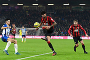 Philip Billing (29) of AFC Bournemouth controls the ball during the Premier League match between Bournemouth and Brighton and Hove Albion at the Vitality Stadium, Bournemouth, England on 21 January 2020.