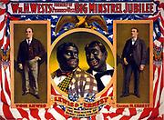 Wm. H. West's Big Minstrel Jubilee c1898
