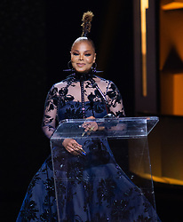2018 Black Girls Rock - Show. 26 Aug 2018 Pictured: Janet Jackson. Photo credit: RCF / MEGA TheMegaAgency.com +1 888 505 6342
