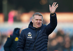 Aston Villa manager Dean Smith - Mandatory by-line: Jack Phillips/JMP - 01/01/2020 - FOOTBALL - Turf Moor - Burnley, England - Burnley v Aston Villa - English Premier League