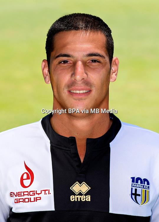 Italian League Serie A -2014-2015 / <br /> ( Parma F.C. ) - <br /> Lucas Vieira De Souza