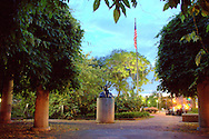 francis scott key park.<br /> georgetown, washington, d.c.