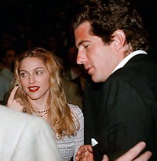 Madonna and JFK JR - June 1997