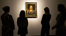 2017-10-24 Christies preview of $100 million Da Vinci painting 'SALVATOR MUNDI'