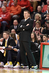 27 January 2018:  Matt Lottich during a College mens basketball game between the Valparaiso Crusaders and Illinois State Redbirds in Redbird Arena, Normal IL