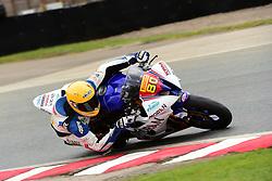 #80 Dan Stamper Barwell Allied Racing Yamaha Pirelli National Superstock 600 with Black Horse