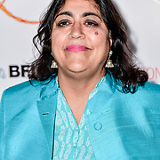 Gurinder Chadha is a Director arrives at London Indian Film Festival world premiere of Anubhav Sinha's 'Article 15' at Picturehouse Central, on 20 June 2019, London , UK.