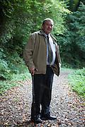 My dad, Jim, at Eden Vale, Wexford.