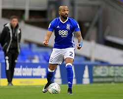 Emilio Nsue of Birmingham City - Mandatory by-line: Paul Roberts/JMP - 08/08/2017 - FOOTBALL - St Andrew's Stadium - Birmingham, England - Birmingham City v Crawley Town - Carabao Cup
