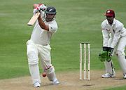 Black Caps batsman Jesse Ryder in action batting. New Zealand v West Indies, First Test Match, National Bank Test Series, University Oval, Dunedin, Thursday 11 December 2008. Photo: Andrew Cornaga/PHOTOSPORT